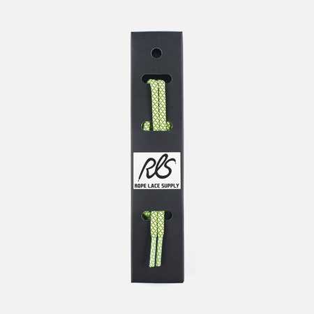 Rope Lace Supply 3M Reflective Laces Volt