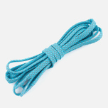 Rope Lace Supply Flat 3M Reflective Laces Volt Blue photo- 1