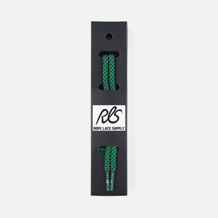 Шнурки Rope Lace Supply Black/Green