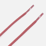 Шнурки светоотражающие Rope Lace Supply 3M Red фото- 2