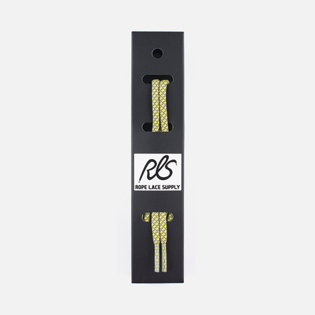 Rope Lace Supply 3M Laces Yellow