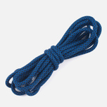 Шнурки Rope Lace Supply Blue/Black фото- 1