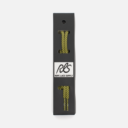 Rope Lace Supply Golden Laces Yellow/Black