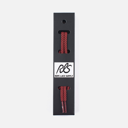 Rope Lace Supply Rope Black/Red