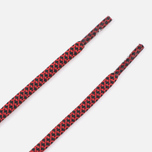 Шнурки Rope Lace Supply Black/Red фото- 2