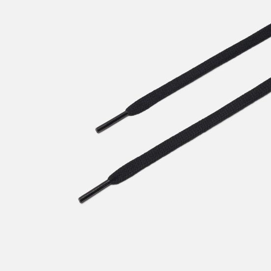 Шнурки Dr. Martens 140-cm Flat Black