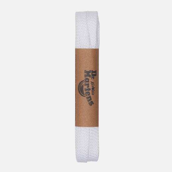 Шнурки Dr. Martens 140-cm Flat White