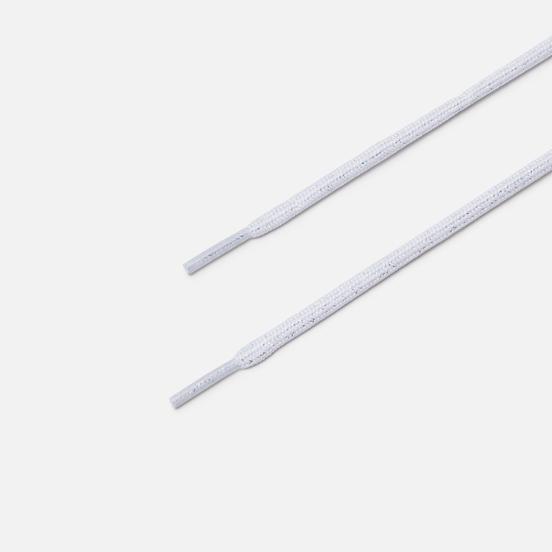 Шнурки Dr. Martens 65-cm Round White/Silver