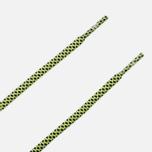 Шнурки Rope Lace Supply Black/Volt фото- 2