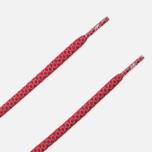 Шнурки светоотражающие Rope Lace Supply Flat Laces 3M Red фото- 2