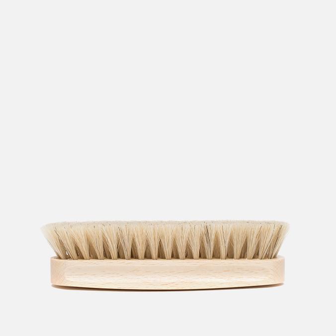 Щетка для обуви Grenson Horsehair Small Beachwood