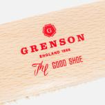 Щетка для обуви Grenson Horsehair Small Beachwood фото- 3