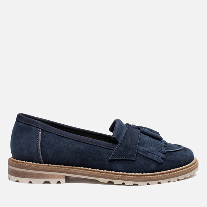 Barbour Joanne Loafer Navy