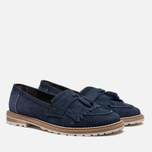 Barbour Joanne Loafer Navy photo- 1