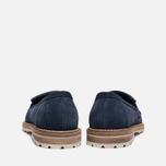 Женские ботинки Barbour Joanne Loafer Navy фото- 3