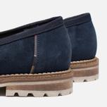 Женские ботинки Barbour Joanne Loafer Navy фото- 6