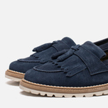 Barbour Joanne Loafer Navy photo- 5