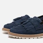 Женские ботинки Barbour Joanne Loafer Navy фото- 5