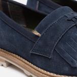 Женские ботинки Barbour Joanne Loafer Navy фото- 7