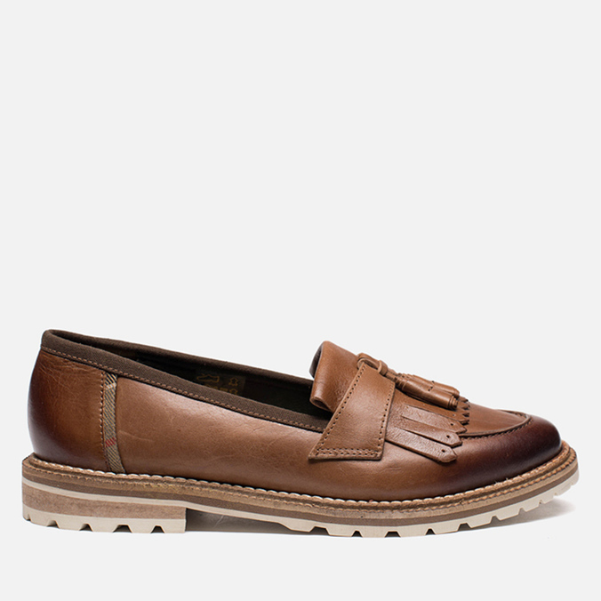 Barbour Joanne Loafer Tan