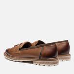 Женские ботинки Barbour Joanne Loafer Tan фото- 2