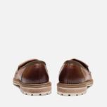 Женские ботинки Barbour Joanne Loafer Tan фото- 3