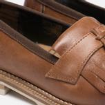 Женские ботинки Barbour Joanne Loafer Tan фото- 7
