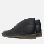 Мужские ботинки Clarks Originals Desert Boot Black фото- 2