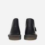 Мужские ботинки Clarks Originals Desert Boot Black фото- 3