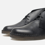 Мужские ботинки Clarks Originals Desert Boot Black фото- 5