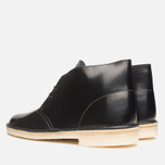Мужские ботинки Clarks Originals Desert Boot Black Hishine фото- 2