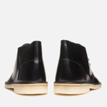 Мужские ботинки Clarks Originals Desert Boot Black Hishine фото- 3
