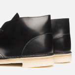 Мужские ботинки Clarks Originals Desert Boot Black Hishine фото- 6