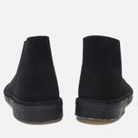 Мужские ботинки Clarks Originals Desert Boot Black Suede фото- 3