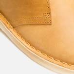 Мужские ботинки Clarks Originals Desert Boot Mustard Leather фото- 6