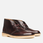 Мужские ботинки Clarks Originals Desert Boot Oxblood фото- 1
