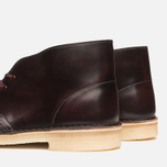 Мужские ботинки Clarks Originals Desert Boot Oxblood фото- 6