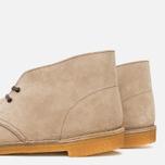 Мужские ботинки Clarks Originals Desert Boot Wolf Suede фото- 7