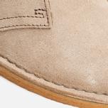 Мужские ботинки Clarks Originals Desert Boot Wolf Suede фото- 6