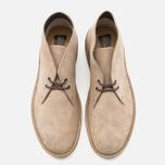 Мужские ботинки Clarks Originals Desert Boot Wolf Suede фото- 4