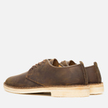 Мужские ботинки Clarks Originals Desert London Beeswax Leather фото- 2