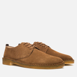Clarks Originals Desert London Men's Shoes Cola Suede photo- 1