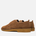 Мужские ботинки Clarks Originals Desert London Cola Suede фото- 2