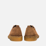 Clarks Originals Desert London Men's Shoes Cola Suede photo- 3