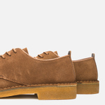 Clarks Originals Desert London Men's Shoes Cola Suede photo- 7