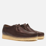 Clarks Originals Wallabee Shoes Brown photo- 1