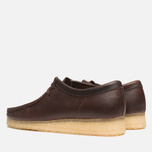 Clarks Originals Wallabee Shoes Brown photo- 2