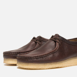 Clarks Originals Wallabee Shoes Brown photo- 5