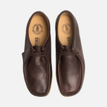 Clarks Originals Wallabee Shoes Brown photo- 4