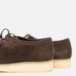 Clarks Originals Wallabee Men's Shoes Dark Brown Suede photo- 7